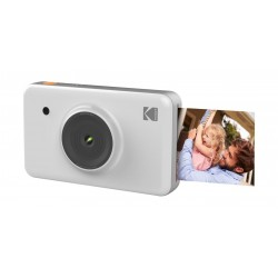 Kodak Mini-Shot Wireless Instant 2-IN-1 Camera + Printer - White