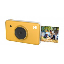 Kodak Mini-Shot Wireless Instant 2-IN-1 Camera + Printer - Yellow