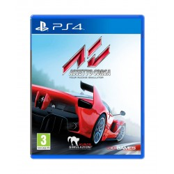 Assetto Corsa Ultimate Edition - PS4 Game