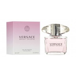 Bright Crystal by Versace for Women  90 mL Eau de Toilette