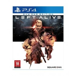 Left Alive - PS4 Game