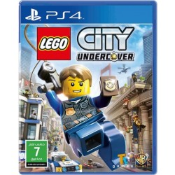 Lego: City Undercover (GCAM) - Playstation 4 Game