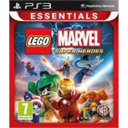 Lego Marvel Super Heroes: Essential - PS3 Game