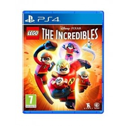 Lego The Incredibles - PlayStation 4 Game