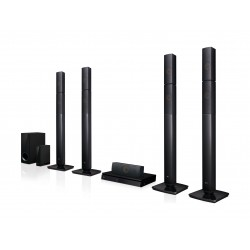 LG 10000W Home Theater System (LHB655NW)