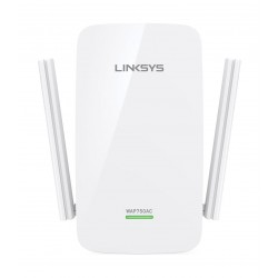 Linksys AC750 733Mbps Dual-Band Wireless Access Point (WAP750AC-ME) - White