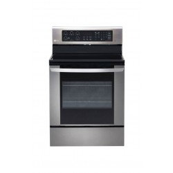 LG 6.3 CFT 5 Hobs Ceramic Free Standing Electric Oven (LRE3163ST)