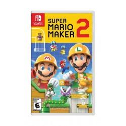 Super Mario Maker 2 : Nintendo Switch NTSC Game