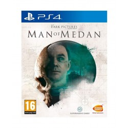 The Dark Pictures: Man Of Medan - PlayStation 4 Game