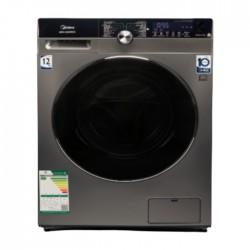 Midea 12/8KG Front Load Washer Dryer Price in KSA   Buy Online – Xcite