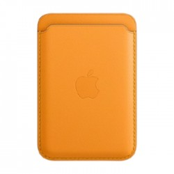 Apple iPhone Magsafe Leather Poppy Wallet in KSA   Buy Online – Xcite