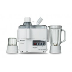 Panasonic MJ-J176PW 3 in 1 Blender/Juicer/Mill 230W 1L - White