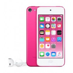 Apple iPod Touch 128GB 6th Gen - Pink MKWK2ZP/A