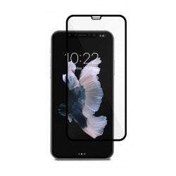 Moshi IonGlass  iPhone X Screen Protector - Black