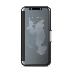 Moshi Stealth Cover For iPhone X (99MO102021) - Gun Metal Grey