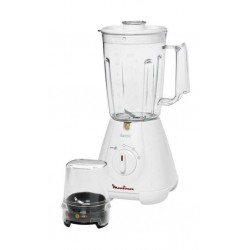 Moulinex LM3011 1.5L Blender with Grinder - 400 Watts