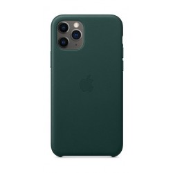 Apple iPhone 11 Pro Leather Case - Forest Green 2