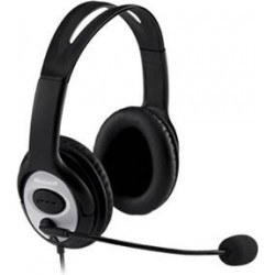 MICROSOFT LX-3000 LifeChat  Headset - Black