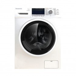 Panasonic 8KG Front Load Washer Dryer (NA-S085M2WSA) - White