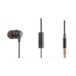 Anker SoundBuds Mono Wired Earphones - Black