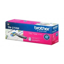 Brother TN-273 High Yield Toner Cartridge - Magenta 2