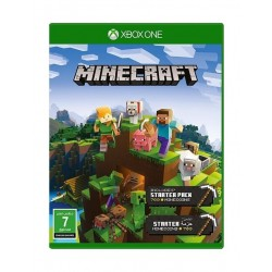 Minecraft Starter Collection: Xbox One Game