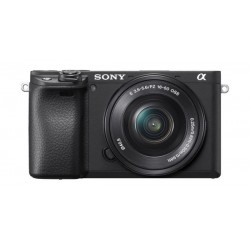 SONY A6400 24.2MP 16-50mm Mirrorless Camera
