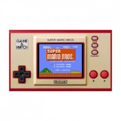 Nintendo Game & Watch Super Mario Bros. Handheld Console in KSA | Buy Online – Xcite