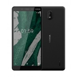 Nokia 1 Plus 8GB Dual Sim Phone - Black
