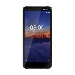 Nokia 3.1 16GB Phone - Black