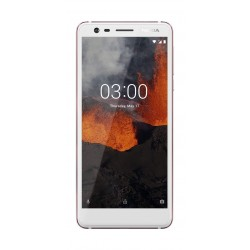 Nokia 3.1 16GB Phone - White