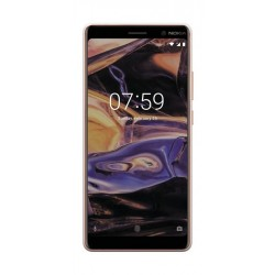 Nokia 7 Plus 64GB Phone - White