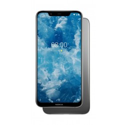 Nokia 8.1 64GB Phone - Steel 5