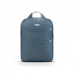 Promate Nova Travel Anti-Theft 15.6 Inches Slim Laptop Bag - Blue