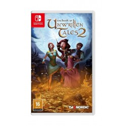 The Book of Unwritten Tales 2 - Nintendo Switch