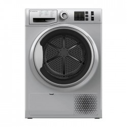 Ariston 8KG Dryer Condenser (NTCM108BS60HZ) - Silver