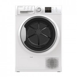 Ariston 8KG Dryer Condenser (NTCM108BSK60HZ) - White