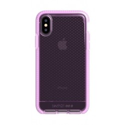 Tech21 Evo Check iPhone XS Case - Orchid