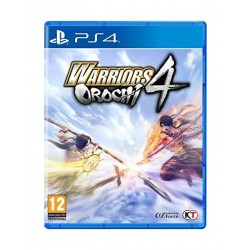 Warriors Orochi 4 - PlayStation 4 Game