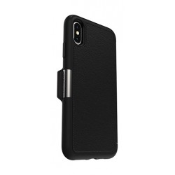 Otter Strada Series iPhone Xs Max Folio Case (77-60132) - Shadow