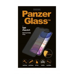 Panzer Glass iPhone 11 Case Friendly Privacy Screen Protector (P2665) - Black