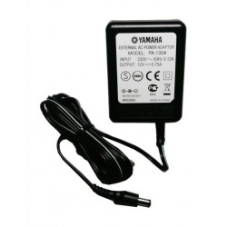 Yamaha Keyboard 12V Power Adapter PA-130A