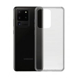 Panzer Samsung Galaxy S20 Plus Back Case - Clear