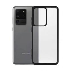 Panzer Samsung Galaxy S20 Ultra Back Case - Black Edition