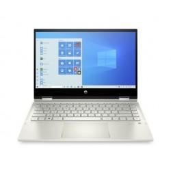 "HP Pavilion x360 Intel Core i3 11th Gen. 4GB RAM 256GB SSD 14"" Touch Convertible Laptop - Gold"