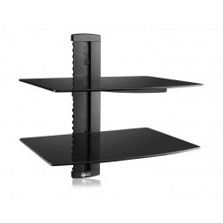 Loctek Double Shelves DVD Stand (PDH112)