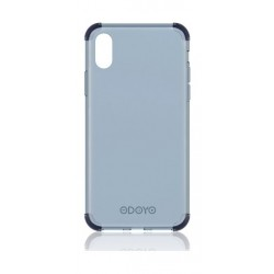 Odoyo Soft Edge Snap Case For iPhone XS (PH3701) - Blue