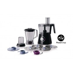 Philips Viva Collection 750 Watts 3 in 1 Food Processor - HR7762/91