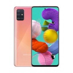 Samsung Galaxy A51 128GB Phone - Pink