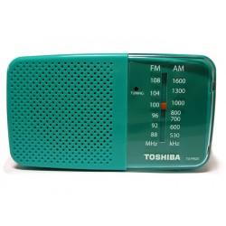 Toshiba Pocket Radio TY-PR20 - Green